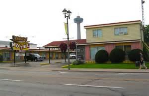 Cadillac Motel Brady S Lorain County Nostalgia Niagara Falls Then Now