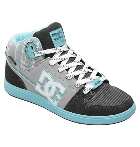 womens dc sneakers s mid shoes 303211 dc shoes