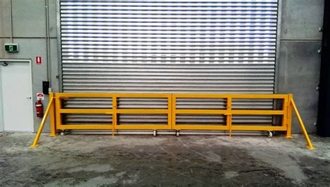 warehouse factory security package complete alarms sydney anti ram barriers fixed barriers sydney nsw australia