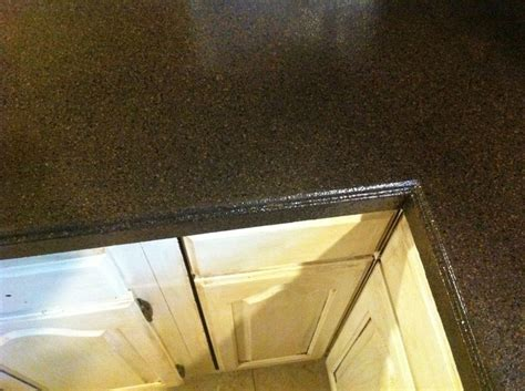 Rust Oleum Countertop Transformation by Counter Transformation Done With Rust Oleum Countertop