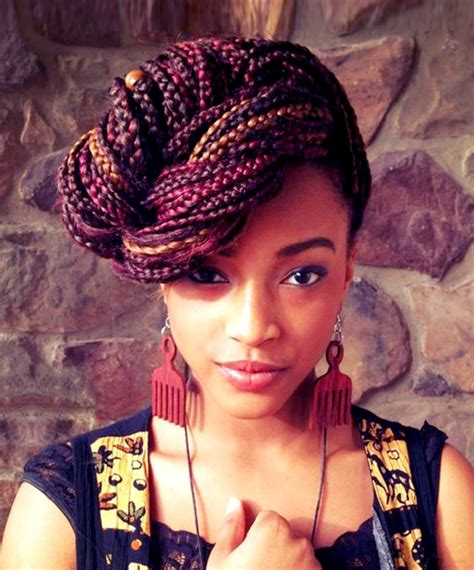 african american braids with bangs african hairstyles braids pictures styloss com