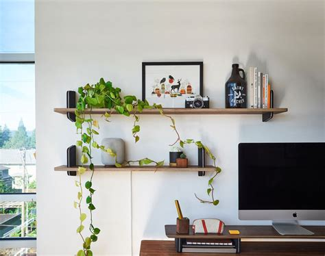 grovemade wood wall shelf portland usa