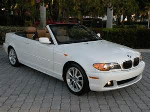 used 2004 bmw 330ci convertible fort myers florida for