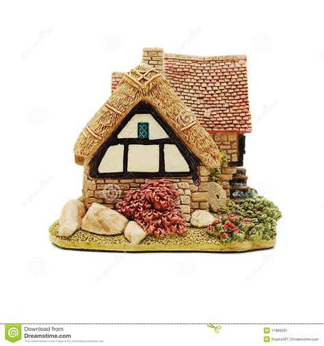 Miniature Of House miniature house model stock image image 11866591