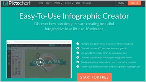 graphic creator infographic maker guide 20 cool infographic creator tools