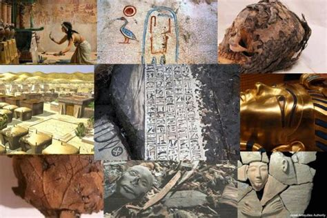 current hair discoveries top ten ancient egyptian discoveries of 2014 ancient origins