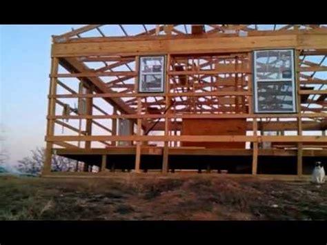 Sutherland Pole Barn/House   YouTube
