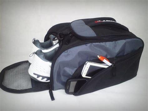 Ransel Hitam D 1680 by Roxion Tas Futsal Badminton Multifungsi Cocok Untuk