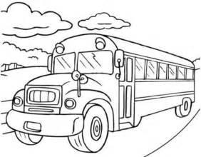 malvorlagen fur kinder bus kostenlos konabeun