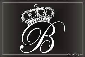 crown decals stickers decalboy