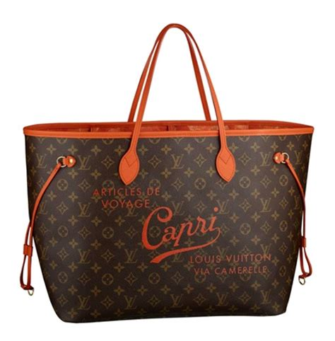 Lv Cabas Tote Semprem louis vuitton restyling a vogue it