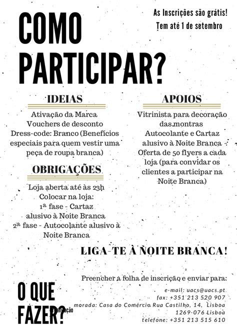 ASSOCIAÇÃO DE COMERCIANTES DO BAIRRO ALTO: ACBA Informa