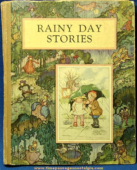 the story books mcloughlin brothers rainy day childrens story book tpnc