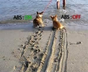 Brake Systems Explained Abs Braking Explained Corgi Abs