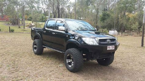 lifted toyota tas for sale 2007 toyota hilux sr 4x4 kun26r for sale or qld