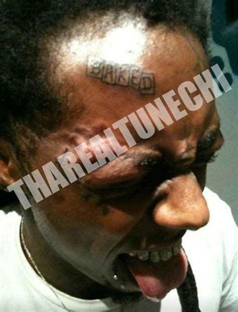 lil wayne new tattoo lil wayne s new hiphop n more