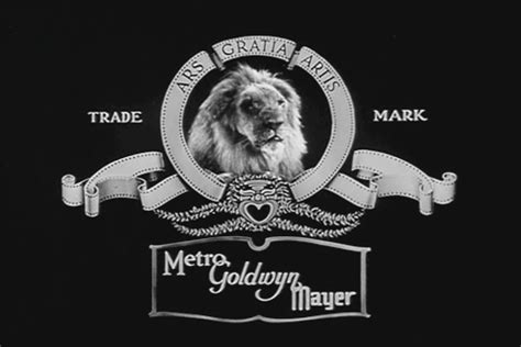 film logo with lion mgm logo quotes