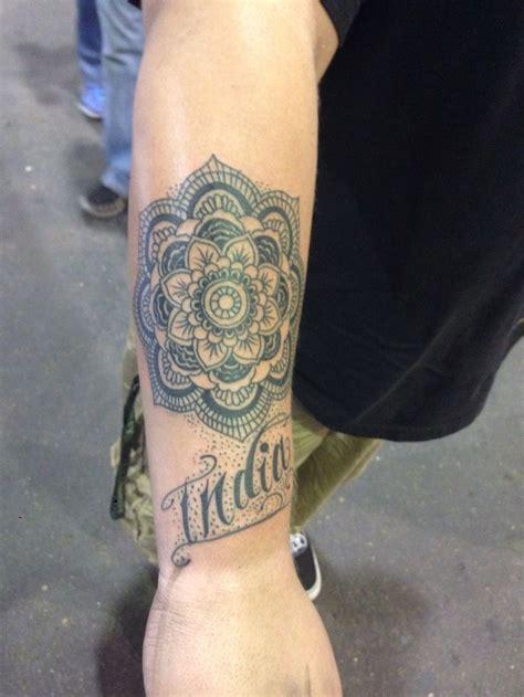mandala tattoo name my husbands tattoo with our daughter s name tattoo