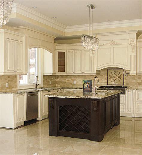 Kitchen Cabinets Richmond Hill Classic Kitchen Design And Renovation In Richmond Hill