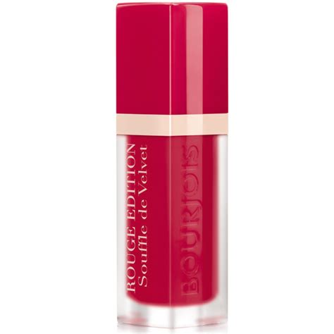 Lipstik Bourjois bourjois edition souffle de velvet lipstick various shades free shipping lookfantastic