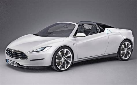 All Electric Tesla 2018 Tesla Roadster All Electric Convertible Drive