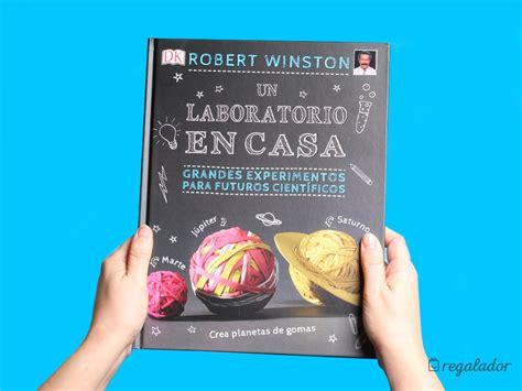 libro en casa libro de experimentos un laboratorio en casa en regalador com