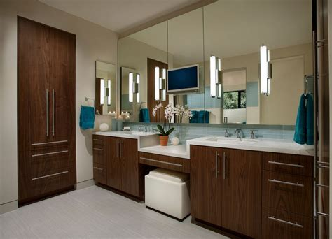 bathroom mirror with sconces how to pick a modern bathroom mirror with lights