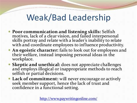 Characteristics Of A Leader Essay by Essays On Leadership Traits Essay On Leadership Traits Research Paper