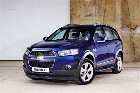 chevrolet captiva 2011 in4ride bolder 2011 chevrolet captiva launched