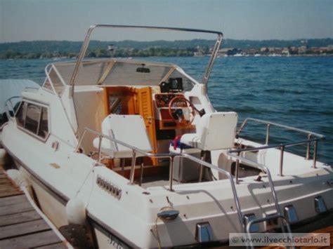 gobbi 21 cabin gobbi vendita barche cantiere gobbi usate