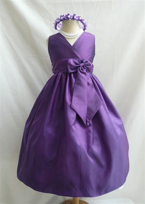 Dress Olla Flowers royal blue and purple wedding the merry