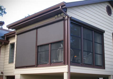 Patio Door Shades Residential Northrop Awning Company