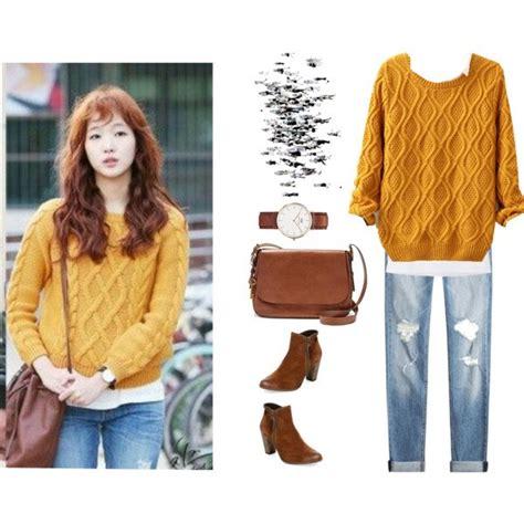 Outsholder Rajut 7 style santai casual para aktris drama korea ini layak jadi acuan buat ngus atau nongkrong