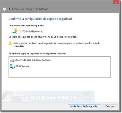 como crear imagen del sistema en windows 10 youtube como crear una imagen del sistema en windows 8 1