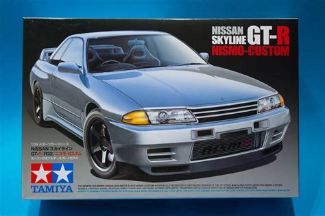 custom nissan skyline r32 tamiya 1 24 nissan skyline r32 nismo custom model kit
