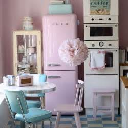 pastel retro kitchen pictures photos and images for