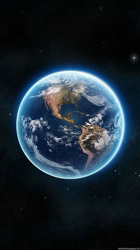 earth planet iphone  wallpapers hd
