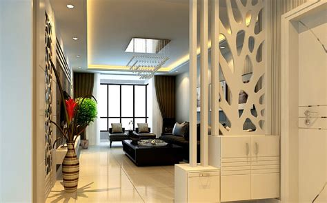 partition design  living room  dining hall google