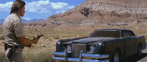 film with cars what evil drove the car tested