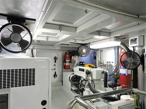room cooling devices engine room cooling mv dirona