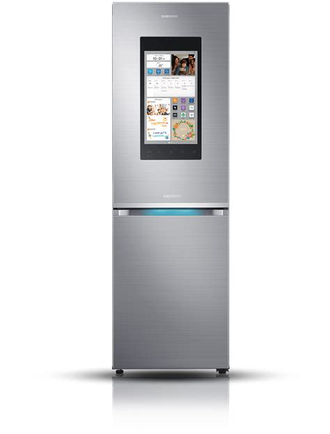 samsung family hub manage your fridge on the go ao