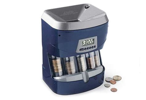 Coin Bank By Coin Bank digital coin bank sharper image