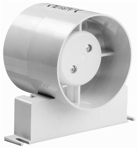 inline bathroom fan simx manrose 174 classic inline axial fans