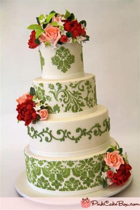 Japanische Hochzeitstorte by Cake 187 Wedding Cakes De Boda De Primavera Verde