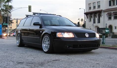volkswagen wagon slammed passat wagon lowered thread me your lowered wagons