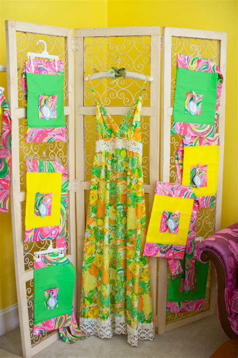Lilly Pulitzer Decorations by Birthday Ideas Lilly Pulitzer Cake