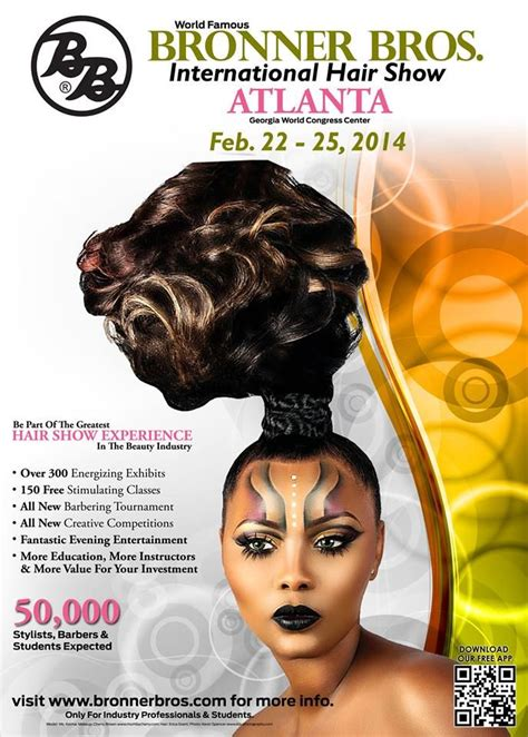 tickets for bronner bros hair show 2015 feb bonner hair get ready atlanta for the world famous bronner bros