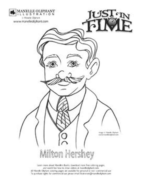 hershey coloring pages printable 1000 images about milton hershey on pinterest february