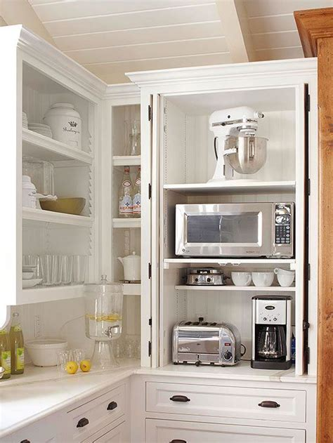 Small Kitchen Cabinet Storage Storage Packed Cabinets And Drawers Doors Kitchens And Clever Kitchen Storage