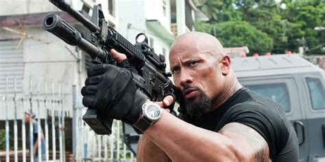 fast and furious 8 guns dwayne johnson is dropping some crazy hints about his fast